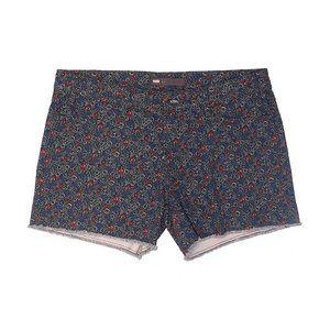 Levi's Size 12 Floral Denim Shorts